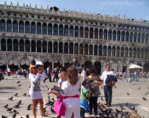 Venice Piazza San Marco View Photography Romanticism 威尼斯 聖馬可廣場 風光攝影 浪漫主義 Yalan雅嵐 黑攝會