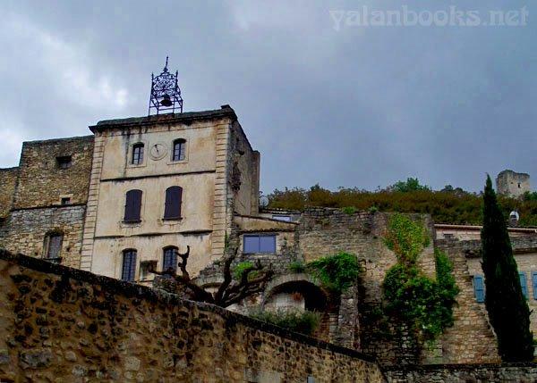Oppède-le-Vieux Provence Photography Views Romanticism Yalan雅嵐 黑攝會