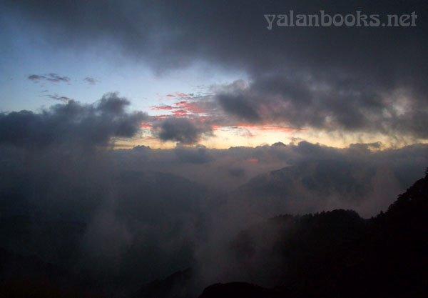 Taiwan Travel Cingjing Sunrise of Mt.Hehuan Photography Romanticism 臺灣旅遊 南投清境 合歡山日出 風光攝影 浪漫主義 Yalan雅嵐 黑攝會