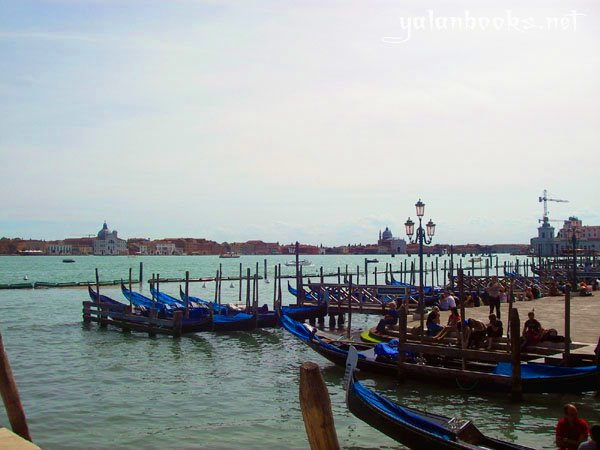 Venice View Photography Romanticism 水城威尼斯 風光攝影 浪漫主義 Yalan雅嵐 黑攝會