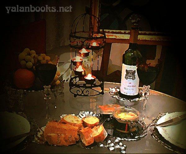 Art Romanticism Still Life Wine Photography 艺术 静物 摄影 浪漫主义 Yalan雅岚 黑摄会
